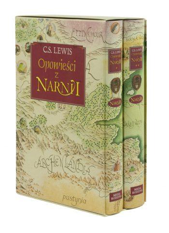 Opowieści z Narnii tom 1-2