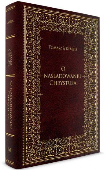 O naśladowaniu Chrystusa (twarda okładka)