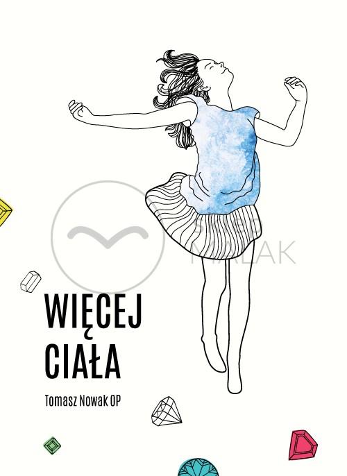 Więcej ciała (książka + CD)
