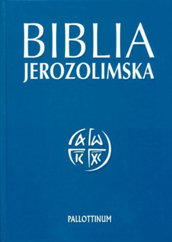 BIBLIA JEROZOLIMSKA (Z PAGINATORAMI)