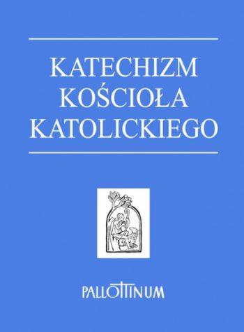 Katechizm Kościoła Katolickiego (mały, miękka okładka)