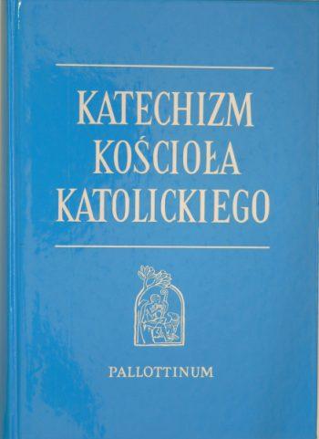 Katechizm Kościoła Katolickiego (średni, twarda okładka)