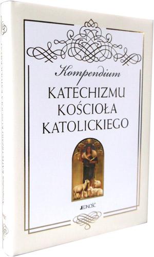 Kompendium katechizmu Kościoła Katolickiego (Pamiątka bierzmowania, mały format)