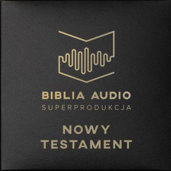 Biblia. Audio. Superprodukcja. Nowy Testament