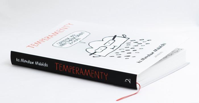 """Nowa książka ks. Malińskiego """"Temperamenty"""""""